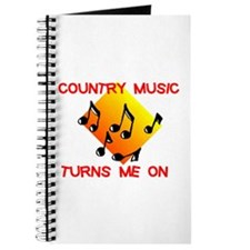 COUNTRY MUSIC RULES Journal