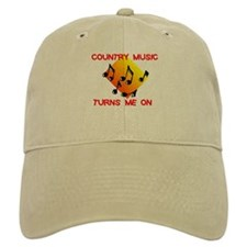 COUNTRY MUSIC RULES Cap