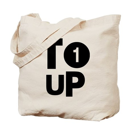 Tee Up Tote Bag