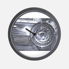 Unique Back in time Wall Clock