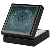 Wiccan Keepsake Boxes