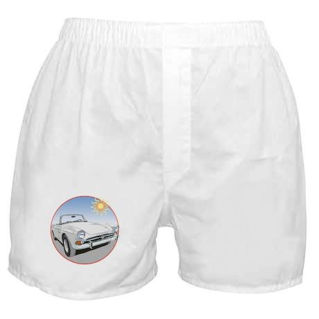 The White Tiger Boxer Shorts