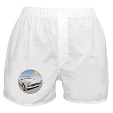 The White Tiger Boxer Shorts