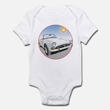 The White Tiger Infant Bodysuit