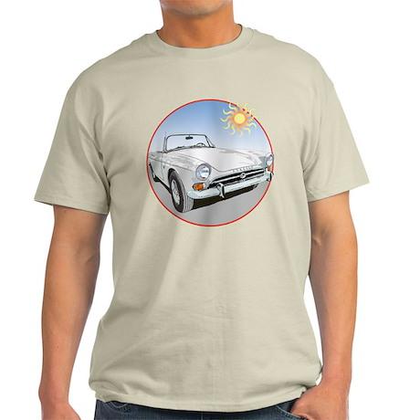 The White Tiger Light T-Shirt