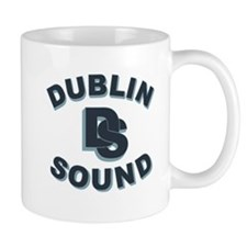 Dublin Sound Retro Small Mug