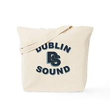 Dublin Sound Retro Tote Bag