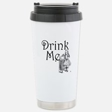 Drink Me Stainless Steel Travel Mug