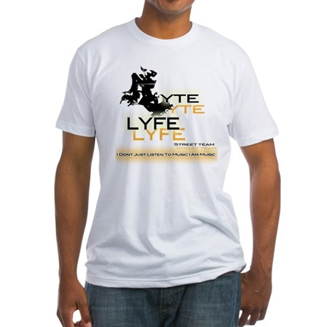 Nyte Lyfe Fitted T