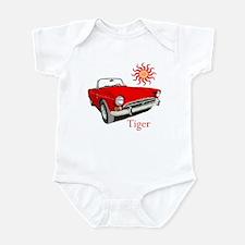 The Red Tiger Infant Bodysuit