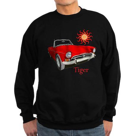 The Red Tiger Sweatshirt (dark)