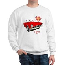 The Red Tiger Sweatshirt