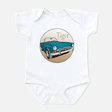 The Blue Tiger Infant Bodysuit