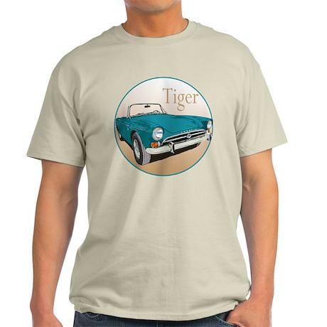The Blue Tiger Light T-Shirt
