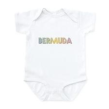 Lennon Bermuda NYC Infant Bodysuit