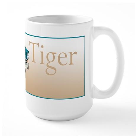 BlueTiger-bev Mugs