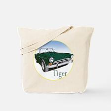 The Green Tiger Tote Bag