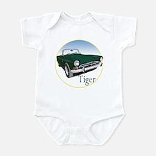 The Green Tiger Infant Bodysuit