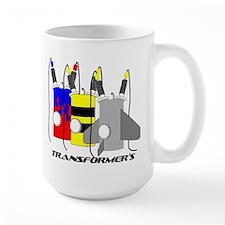 Large Transformer Mug