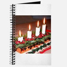 Advent Candles Journal