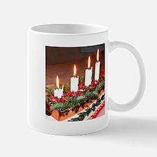 Advent Candles Mug