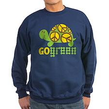 Go Green Turtle Sweatshirt