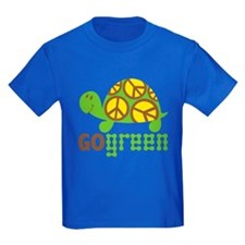 Go Green Turtle T