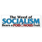 The Wead of Socialism Bumper Sticker (50 pk)