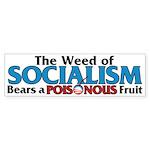 The Wead of Socialism Bumper Sticker (10 pk)