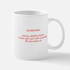 EXUBERANCE Mug