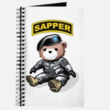 Cute Airborne sapper Journal