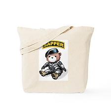 Unique Sapper Tote Bag