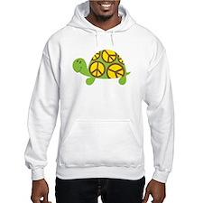 Peace Turtle Hoodie