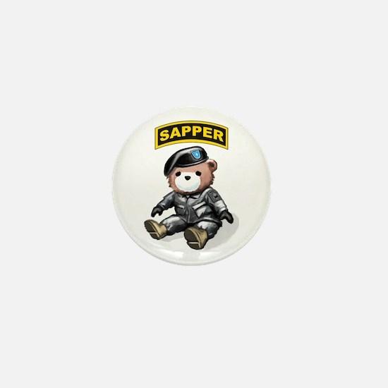 Cute Airborne sapper Mini Button