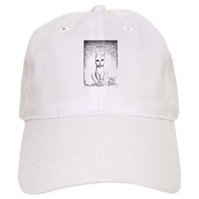 Franken-Kitty Baseball Cap