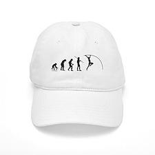 Pole Vault Evolution Baseball Cap