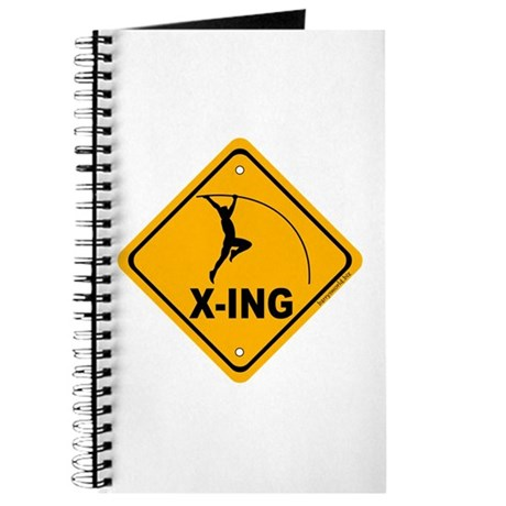 Pole Vault X-ing Journal
