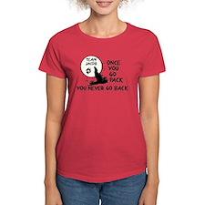 Once you go pack Team Jacob Dark T-Shirt