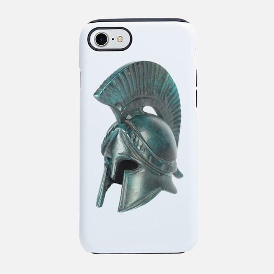 Antique Greek Helmet iPhone 7 Tough Case