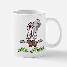 Mr. Nuts Mug