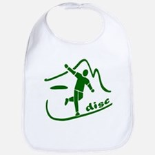 Disc Launch Green Bib