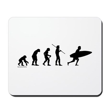 Surf Evolution Mousepad