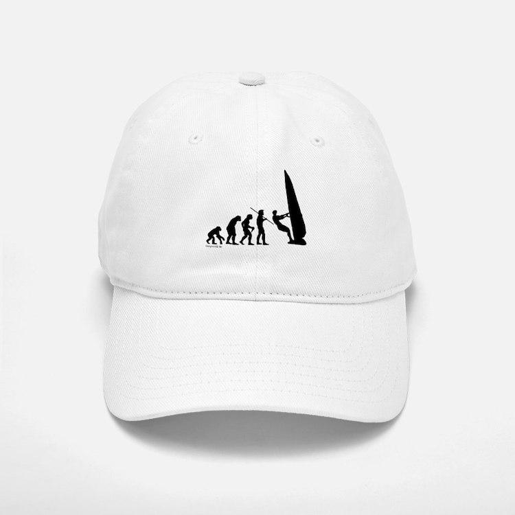 Windsurf Evolution Baseball Baseball Cap