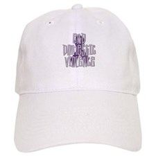 End Domestic Violence Baseball Cap