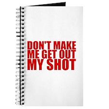 My Shot Journal