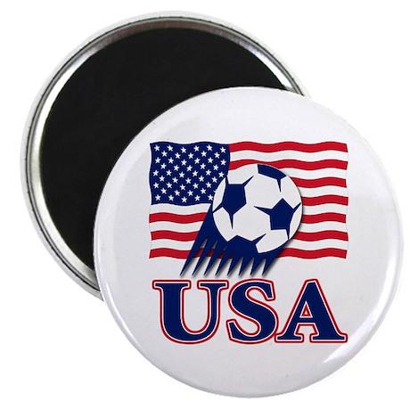 """USA Soccer 2.25"""" Magnet (10 pack)"""