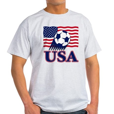 USA Soccer Light T-Shirt