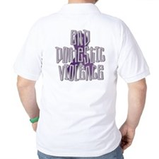 End Domestic Violence T-Shirt