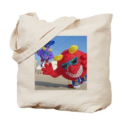 The Meanies ! Tote Bag