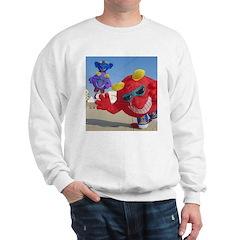 The Meanies ! Sweatshirt